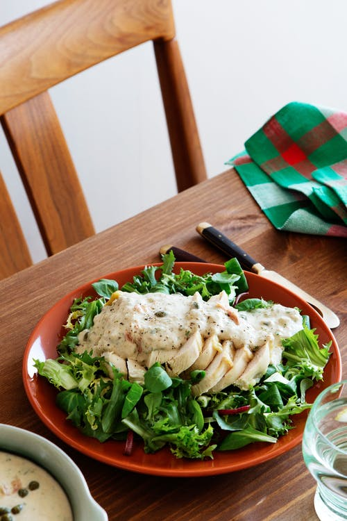 Keto chicken Tonnato