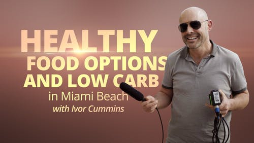 Healthy food options – Miami Beach