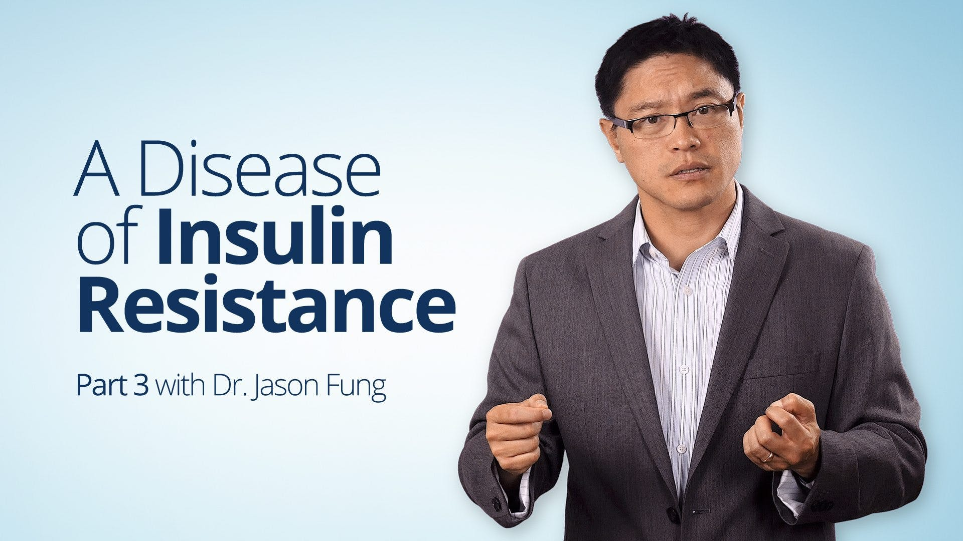 A disease of insulin resistance
