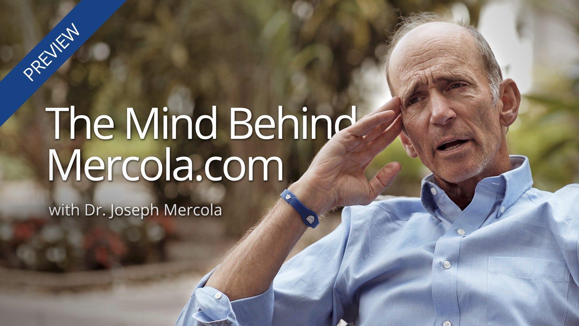 The Mind Behind Mercola.com