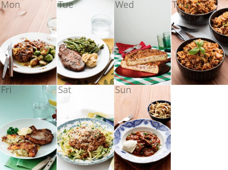 New Low-Carb Meal Plan for Meat Lovers