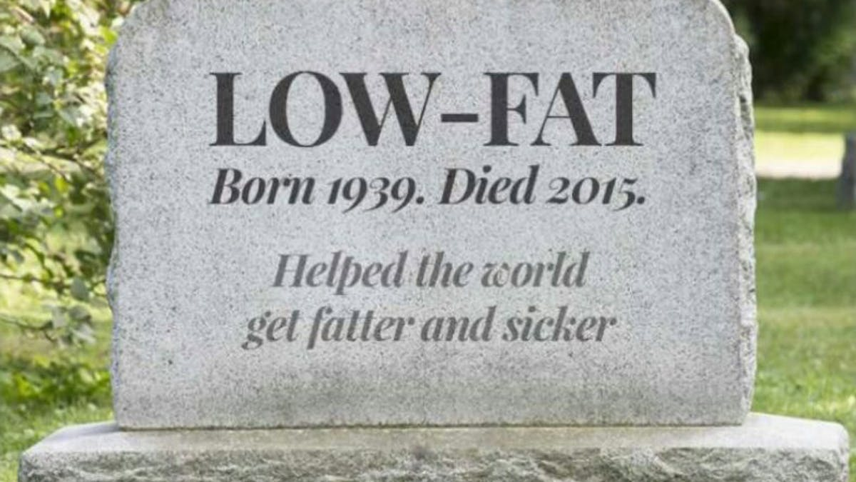 Ghosts of diets past, present and future