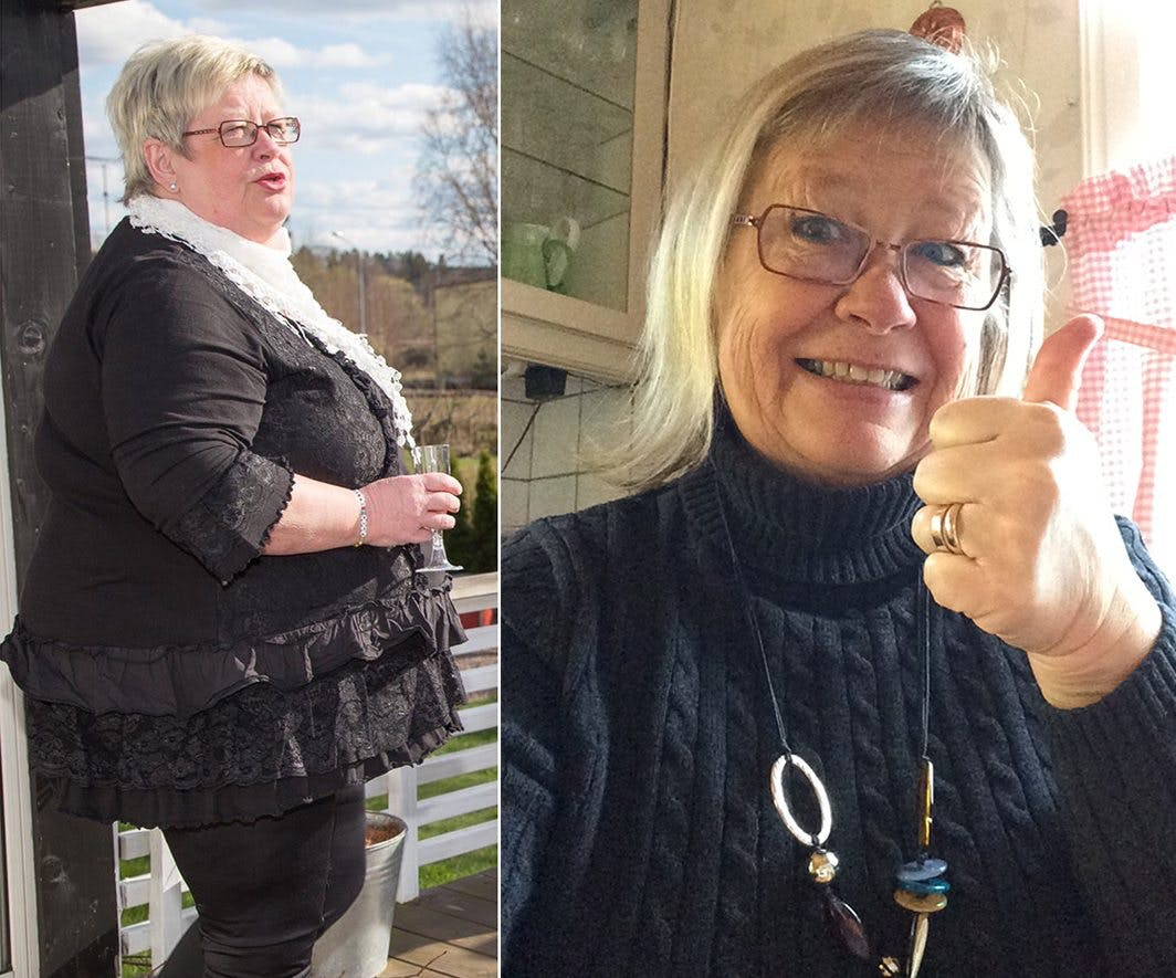 Minus 99 pounds and a sugar-free year – thank you, LCHF!