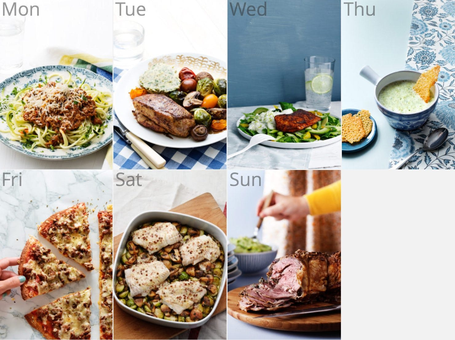 New Low-Carb <strong>Keto Meal Plan</strong>