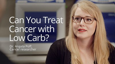 Can you treat cancer with low carb?