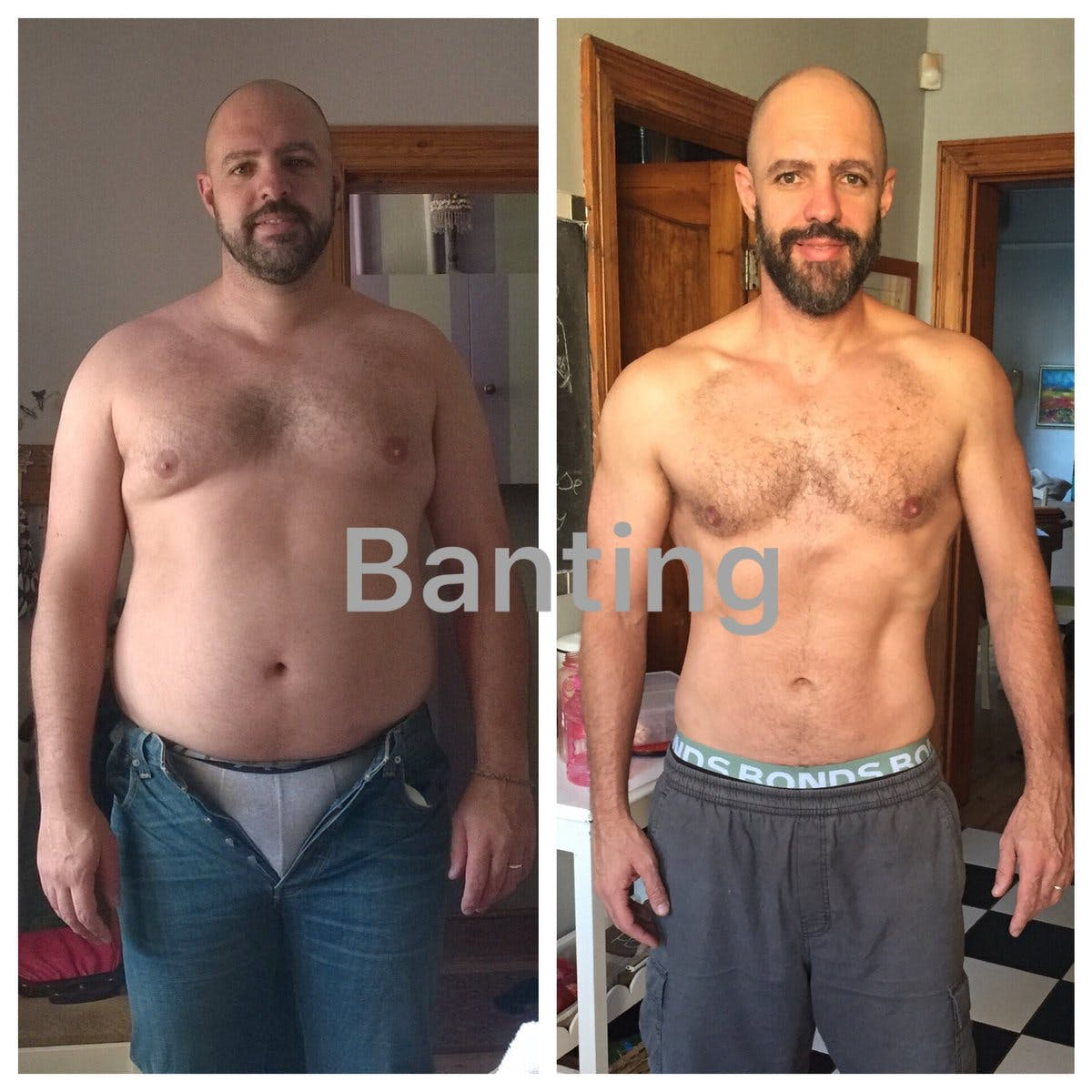 Minus 90 Pounds in 15 Months on Low Carb