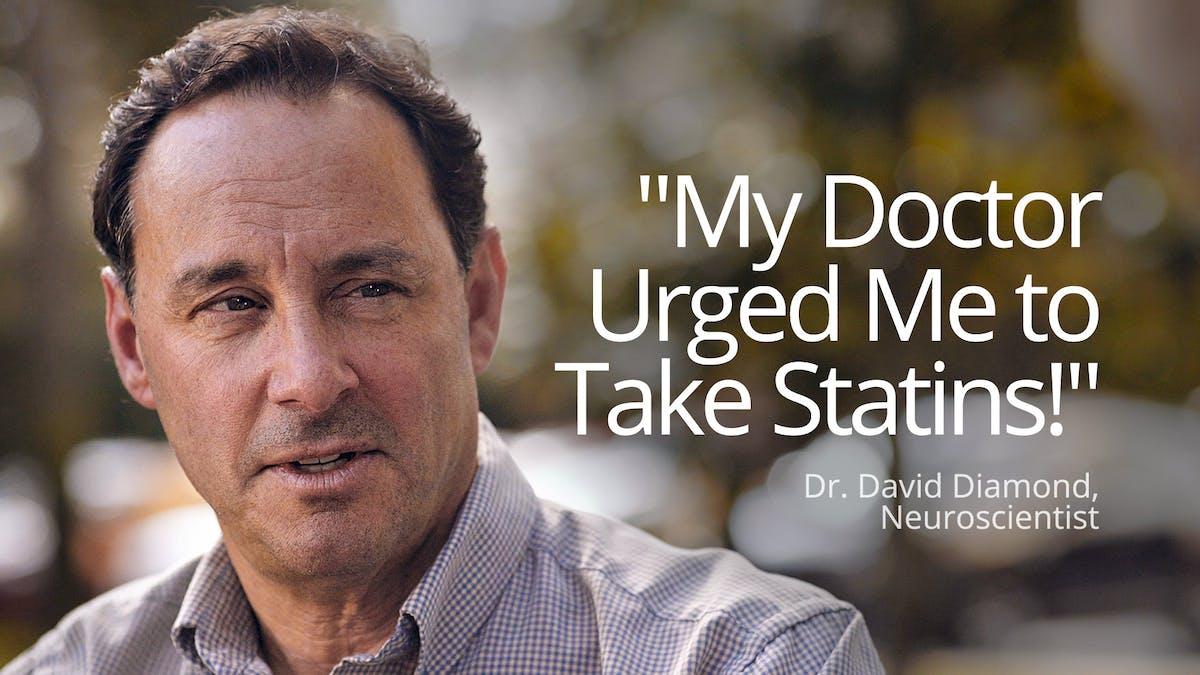 """""""My doctor urged me to take statins"""""""