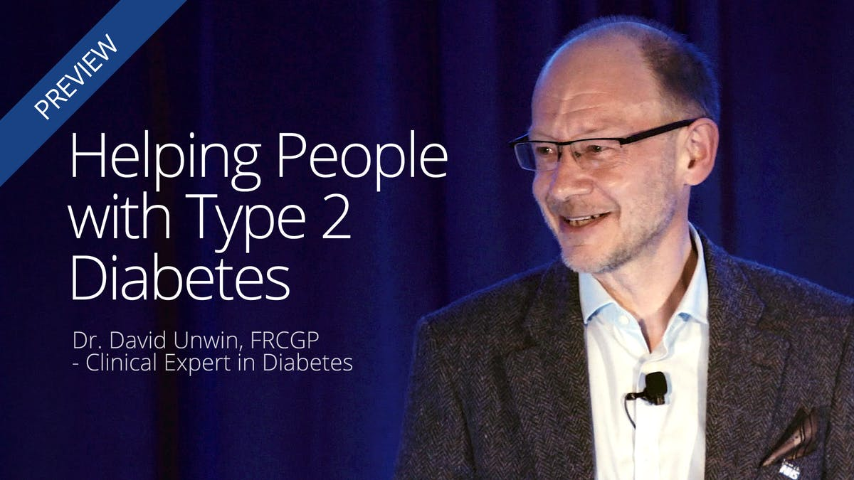 How to help people reverse type 2 diabetes