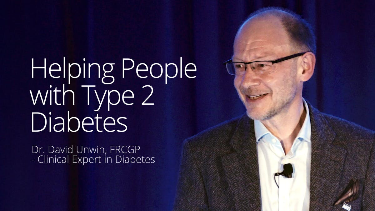 How to Help People Reverse Type 2 Diabetes – Dr. David Unwin