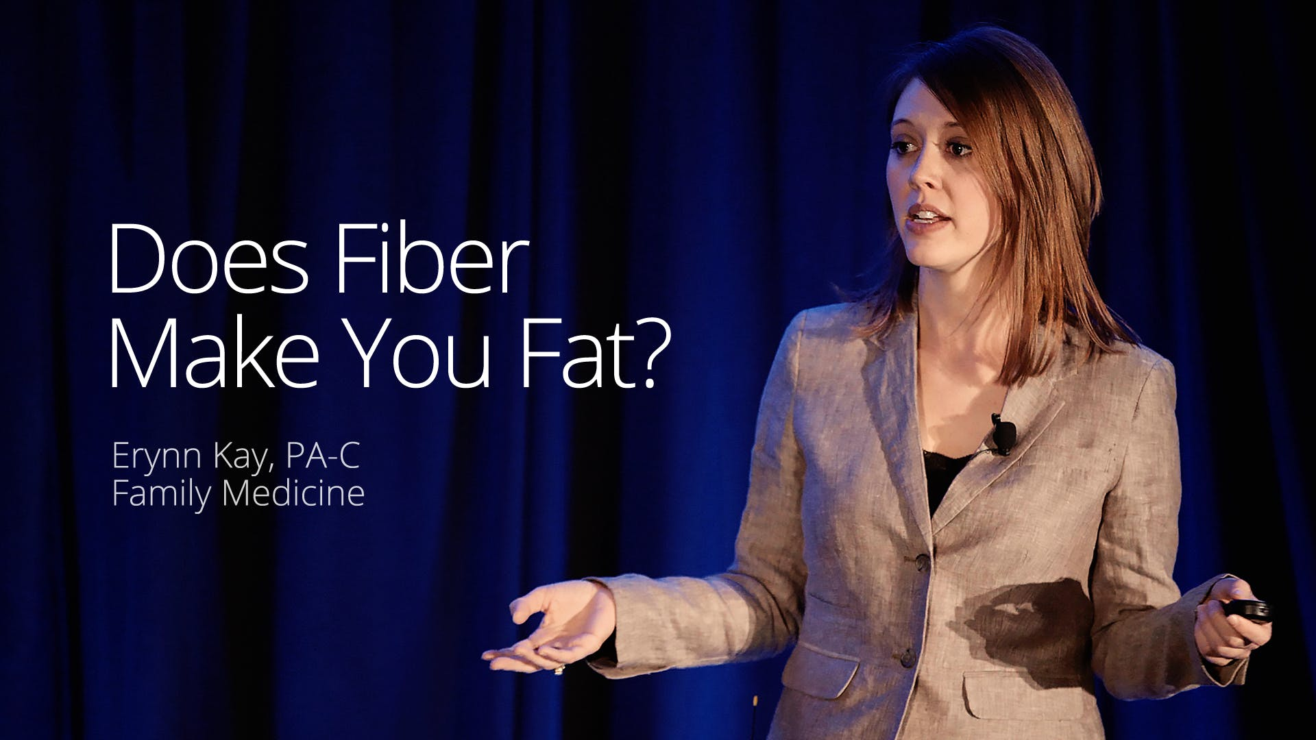 Does Fiber Make You Fat?