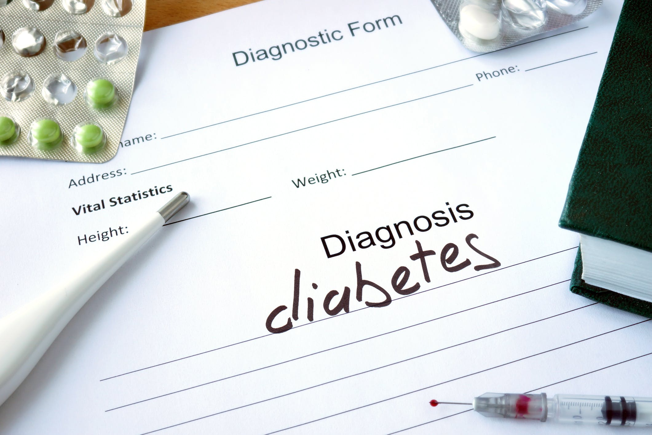 UK: Number of Type 2 Diabetics Tripled in Twenty Years