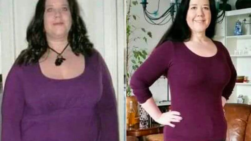 """I became stronger and more agile and felt ridiculously well with my new diet"""