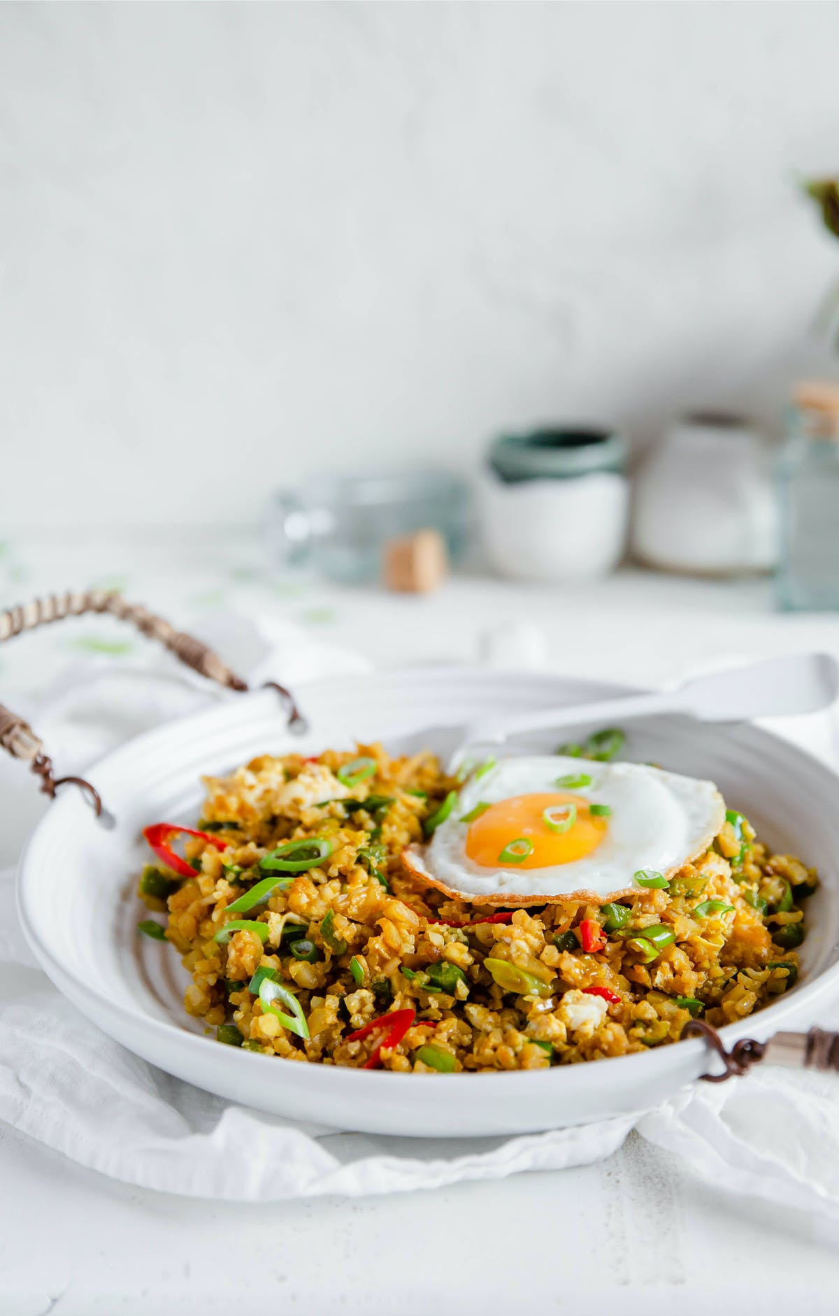 Low-carb Nasi Goreng