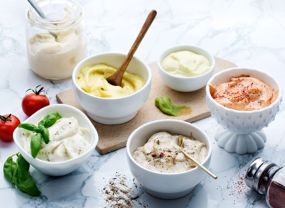 Our top low-carb mayonnaise recipes