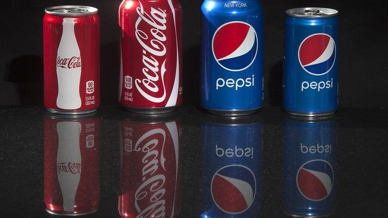 Soda sales at deepest valley since 1985