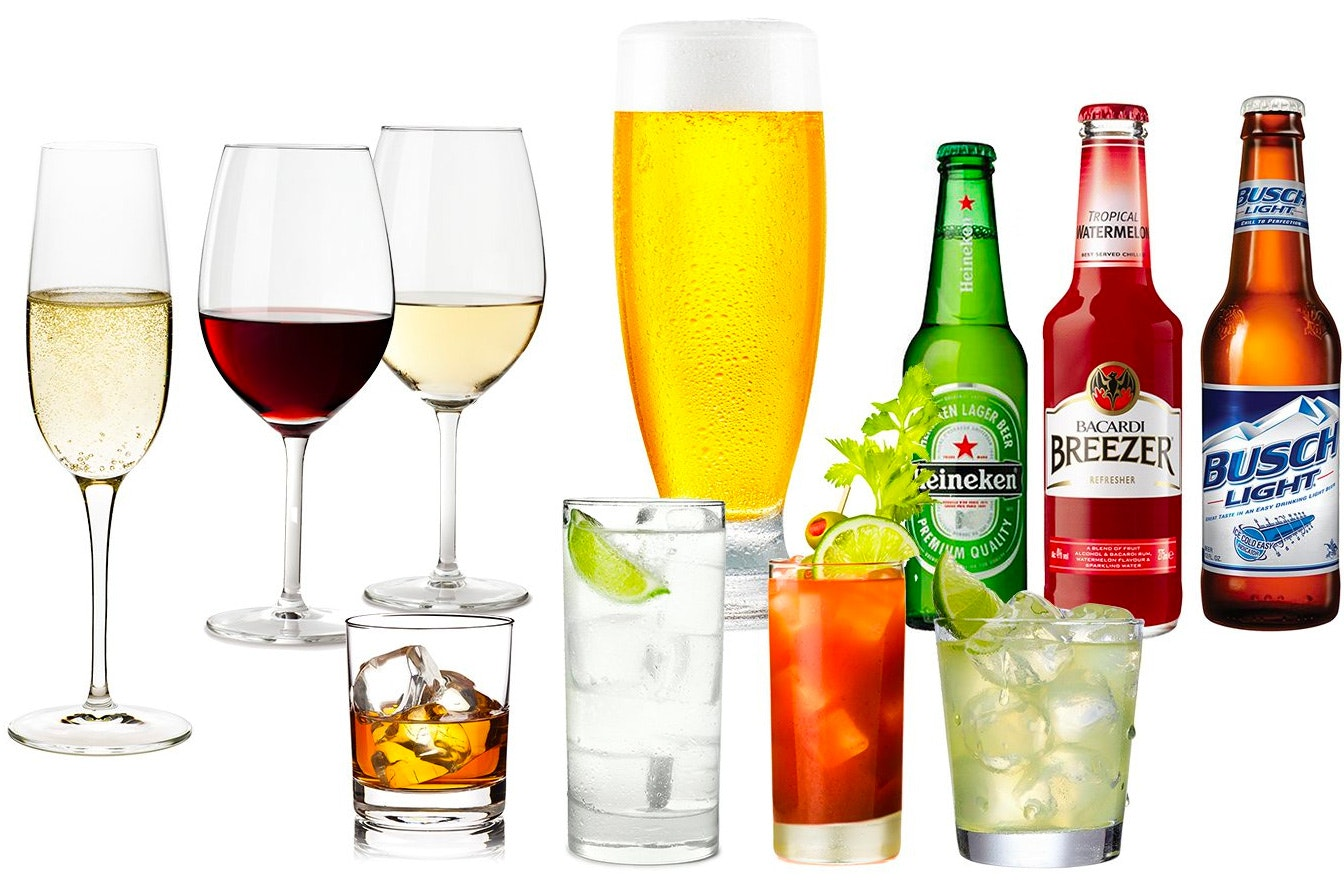Delightful Low Carb Alcoholic Drinks