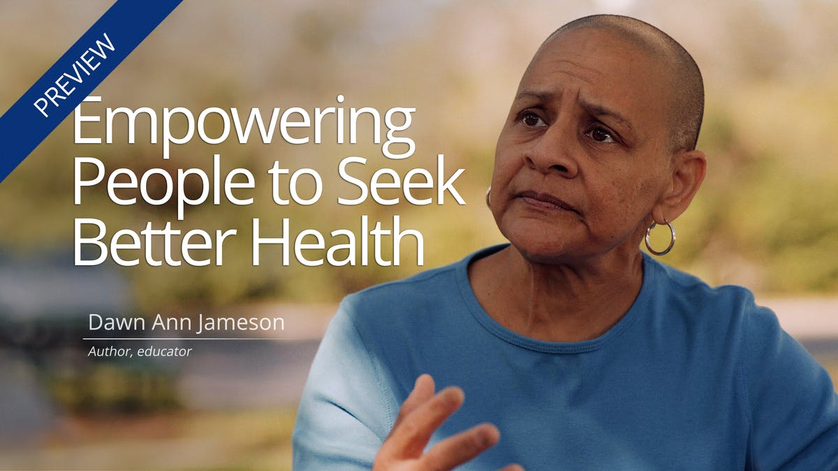 Empowering people to seek better health