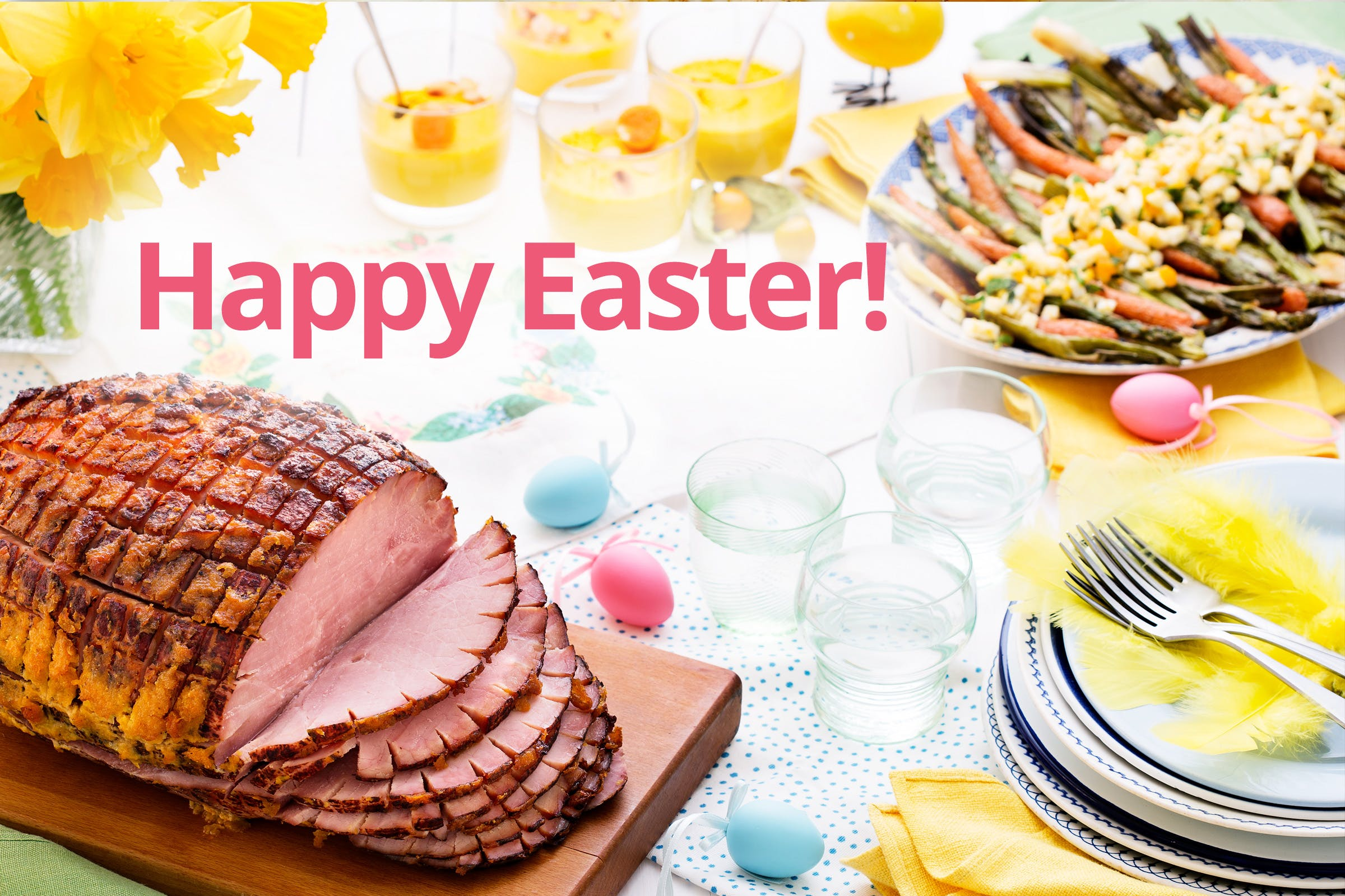 Happy low-carb Easter!