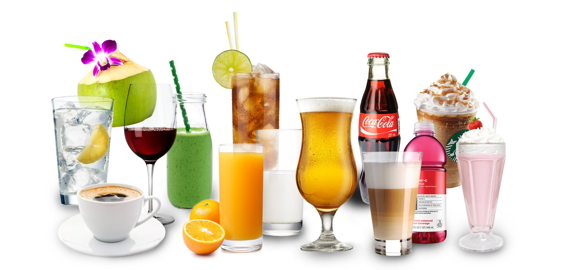 Low-carb drinks guide