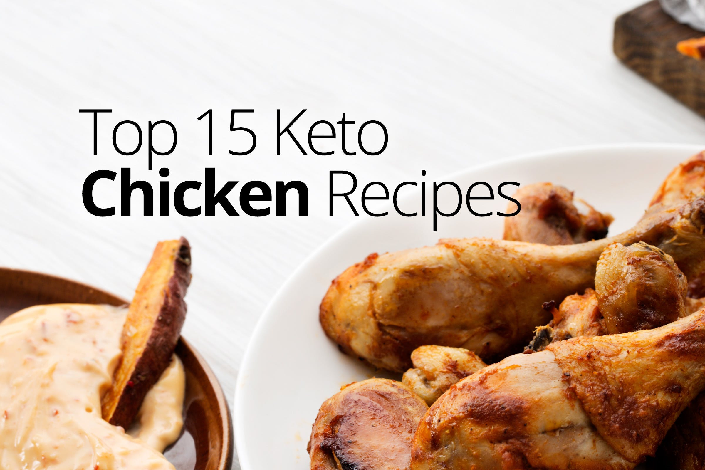 Top keto chicken recipes