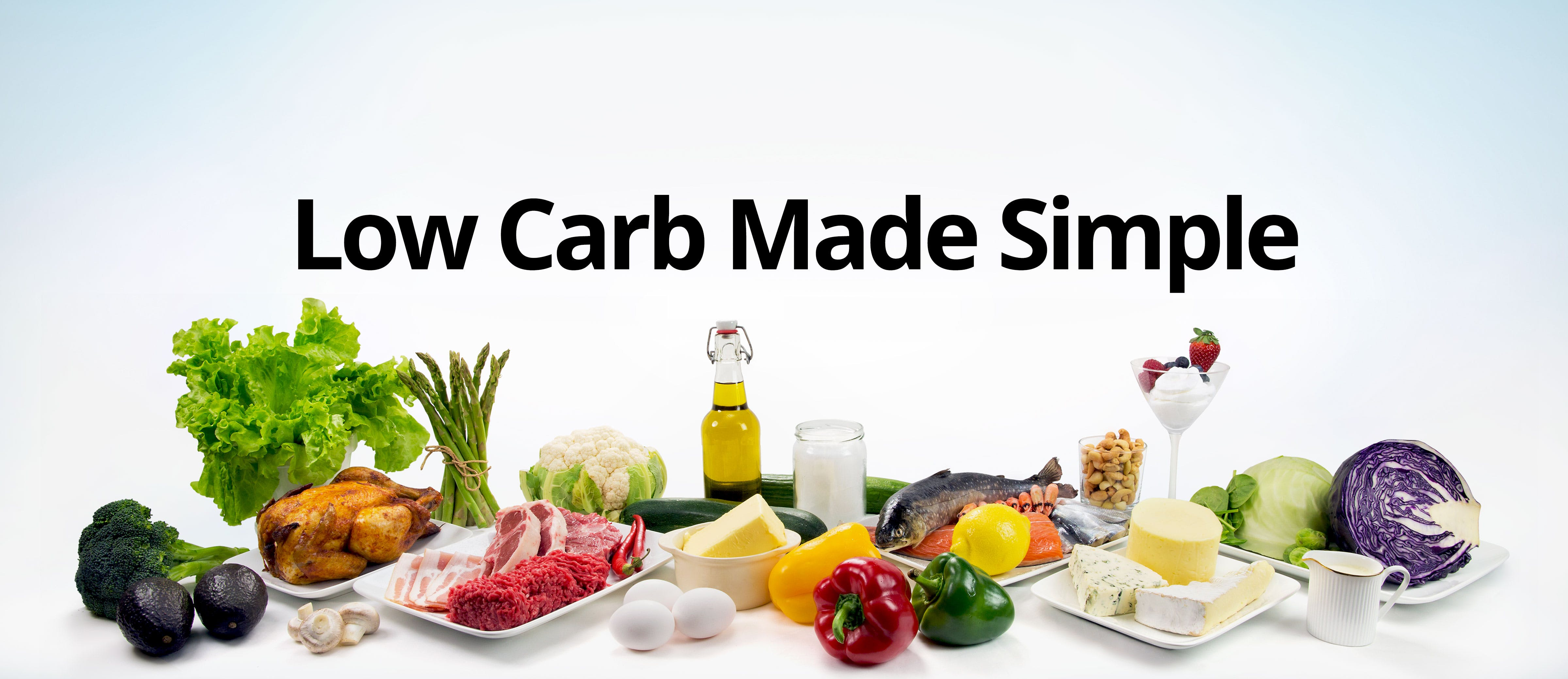 Low carb made simple