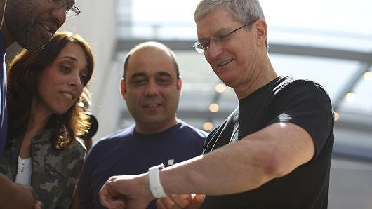 Is Apple taking on diabetes?