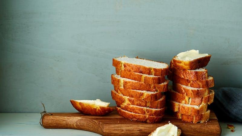 Keto Coconut-Flour Bread – Nut Free & Gluten Free
