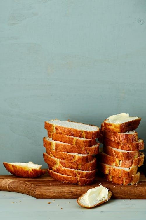 Keto coconut-flour bread
