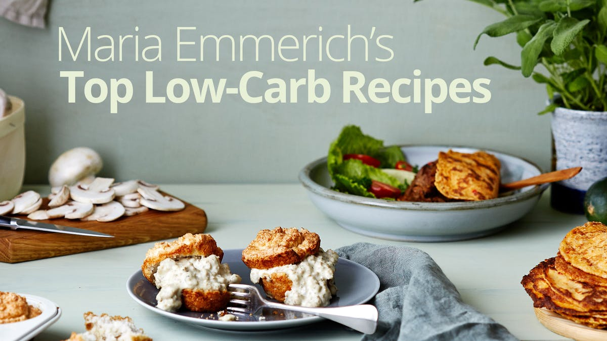 Awesome new low-carb and keto recipes