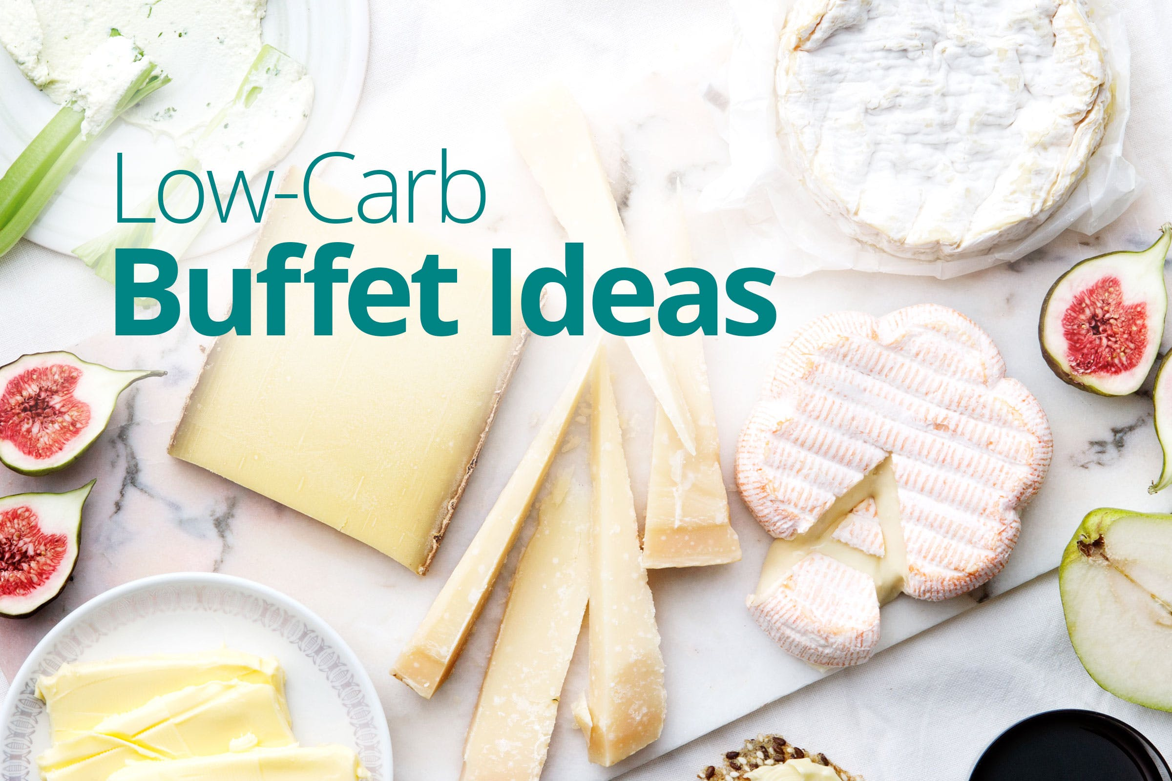 Need inspiration for low-carb entertaining?