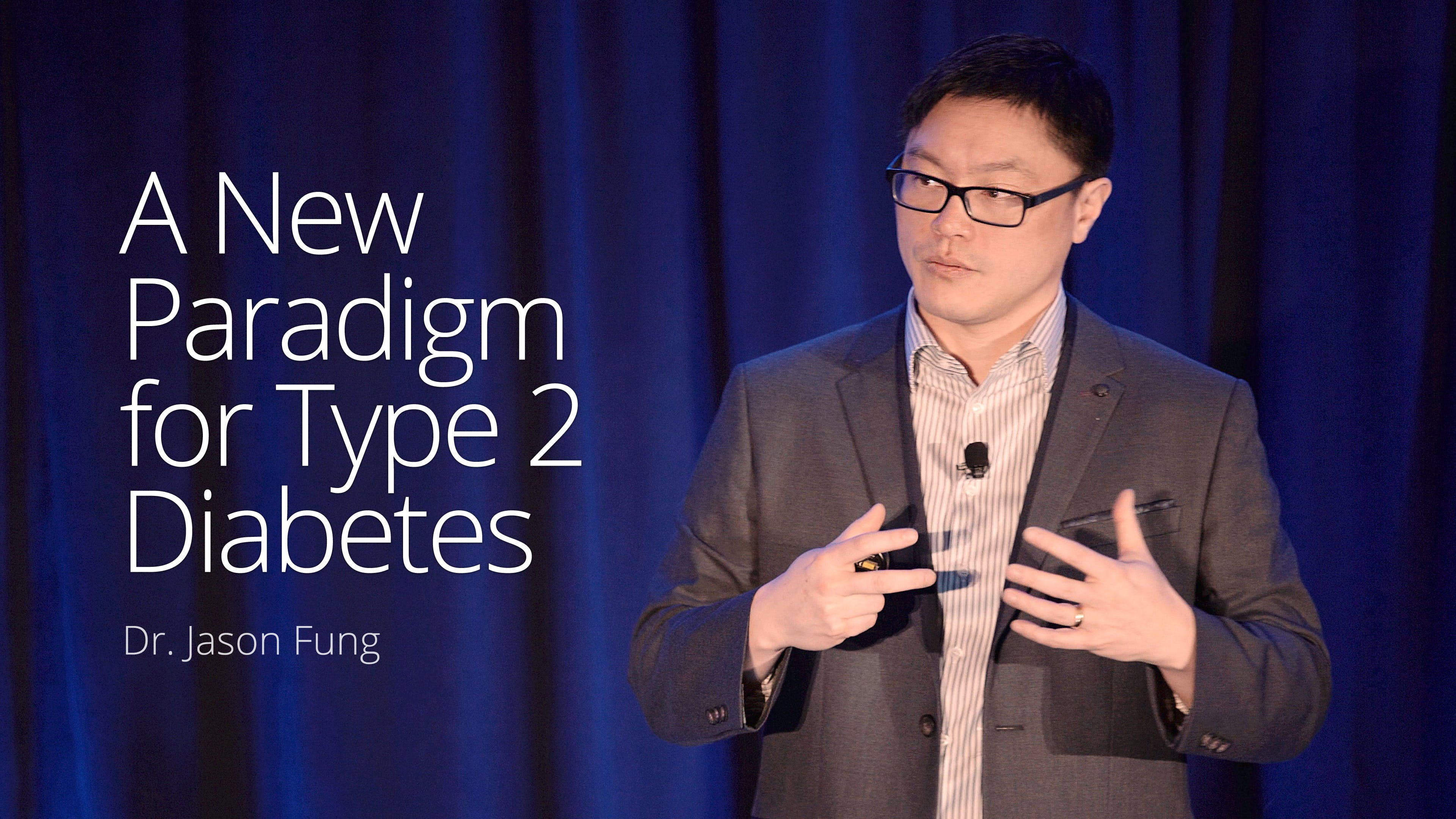 A New Paradigm for Type 2 Diabetes