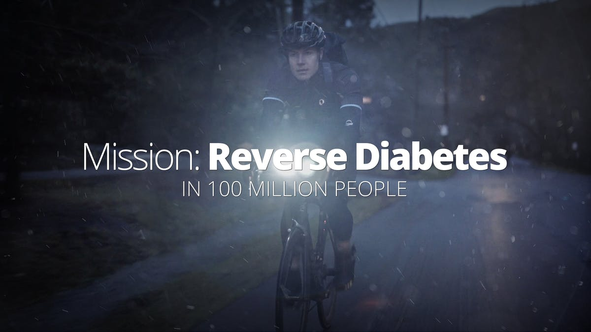 Watch 'Mission: Reverse diabetes'
