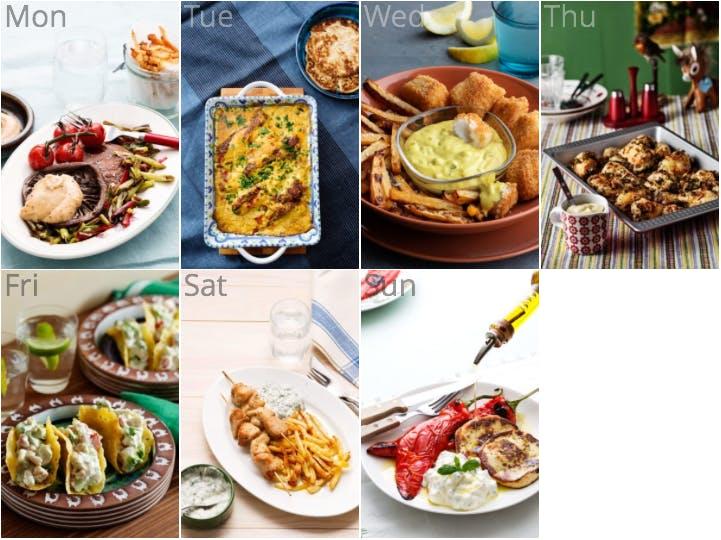 New Team Diet Doctor favorite's meal plan