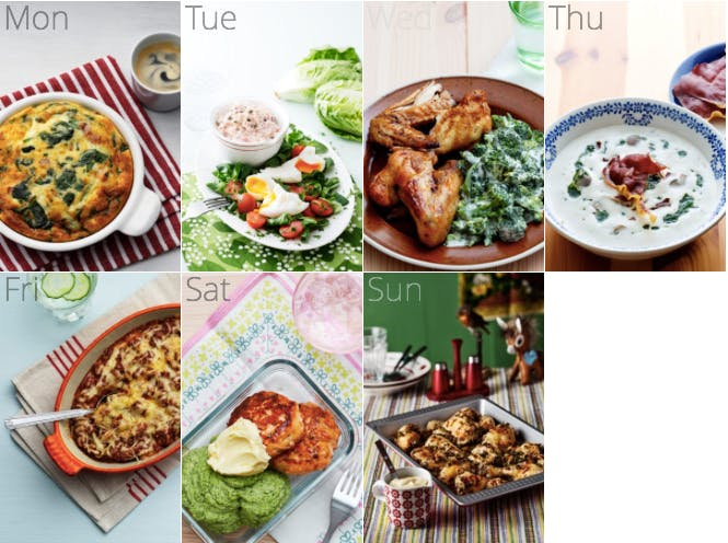 New Low-Carb Meal Plan <strong>on a Budget</strong>