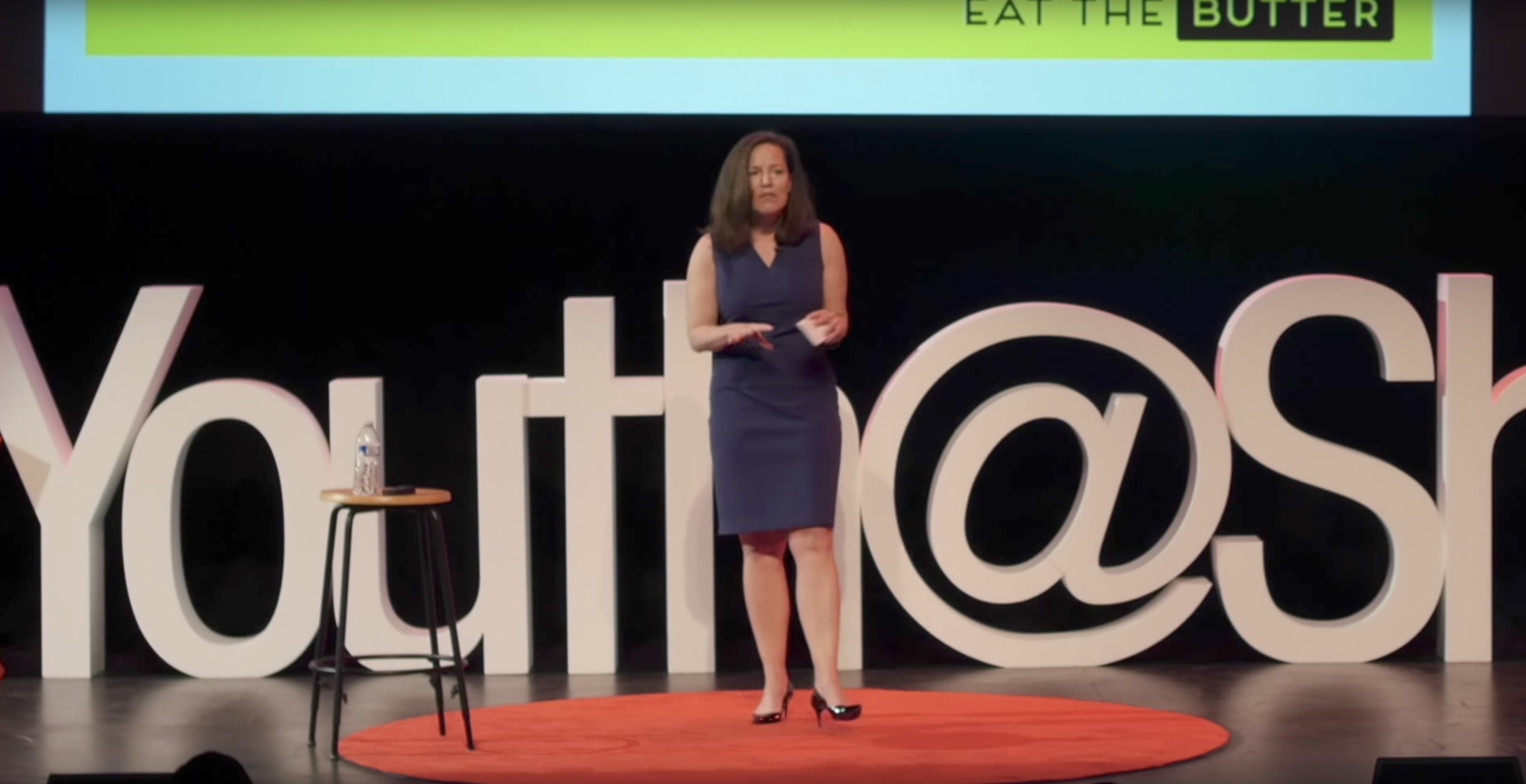 Take Back Your Plate – Team Diet Doctor Member Gives TEDx Talk