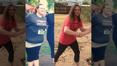 Mother loses 100 pounds on a ketogenic 'fad' diet – and ends up sticking with it!