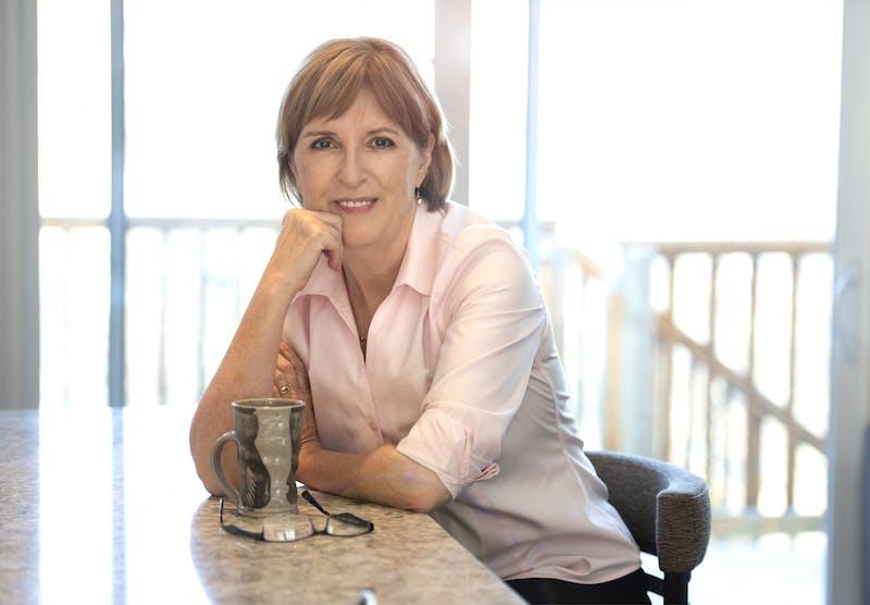 Anne Mullens portrait