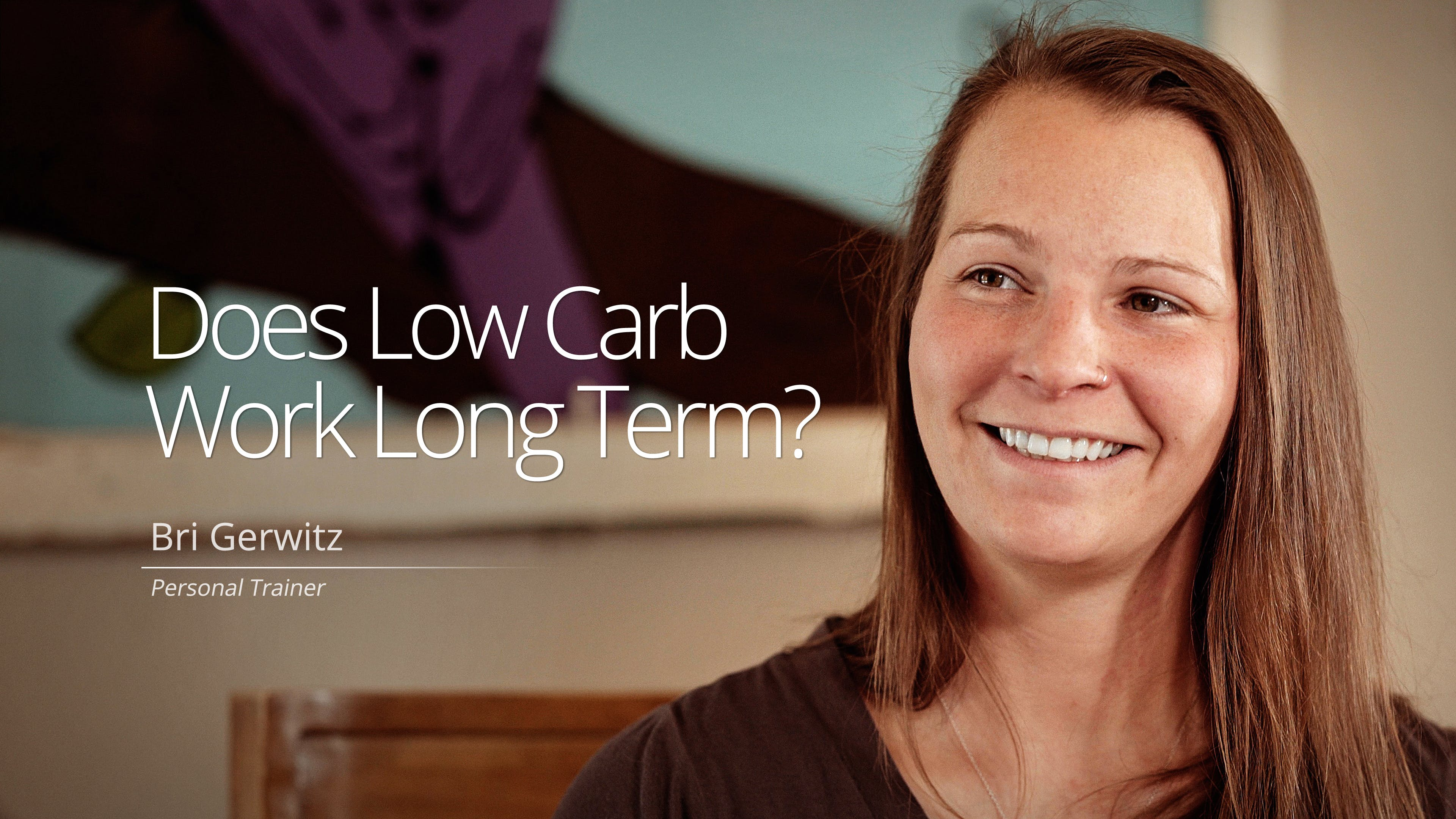 Does low carb work long term?