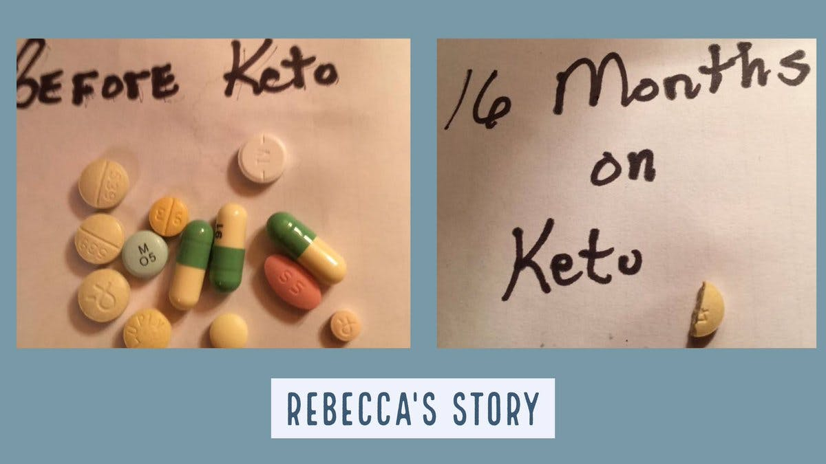 The power of a keto diet for revolutionizing health