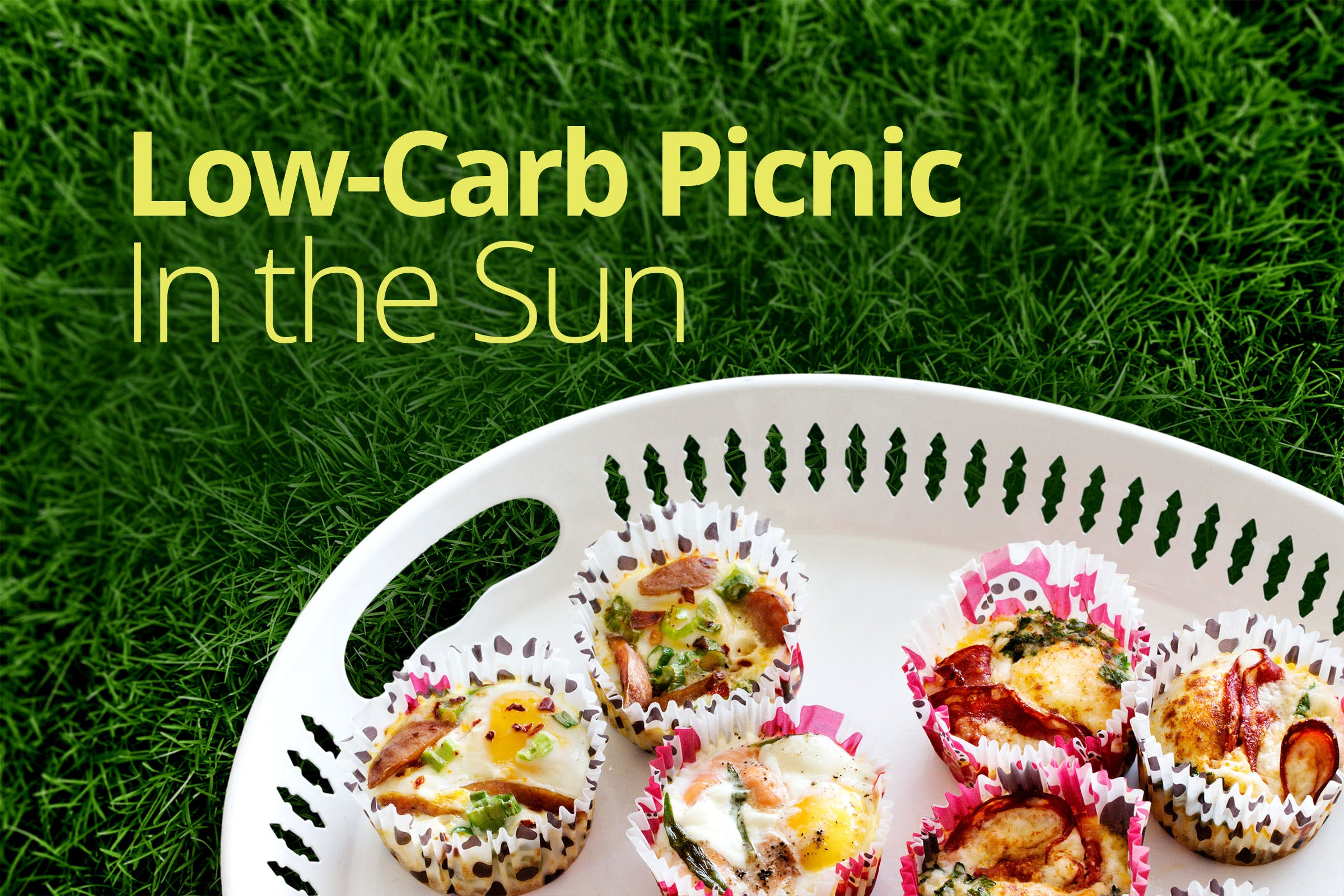 Enjoy Summer with a Low-Carb Picnic