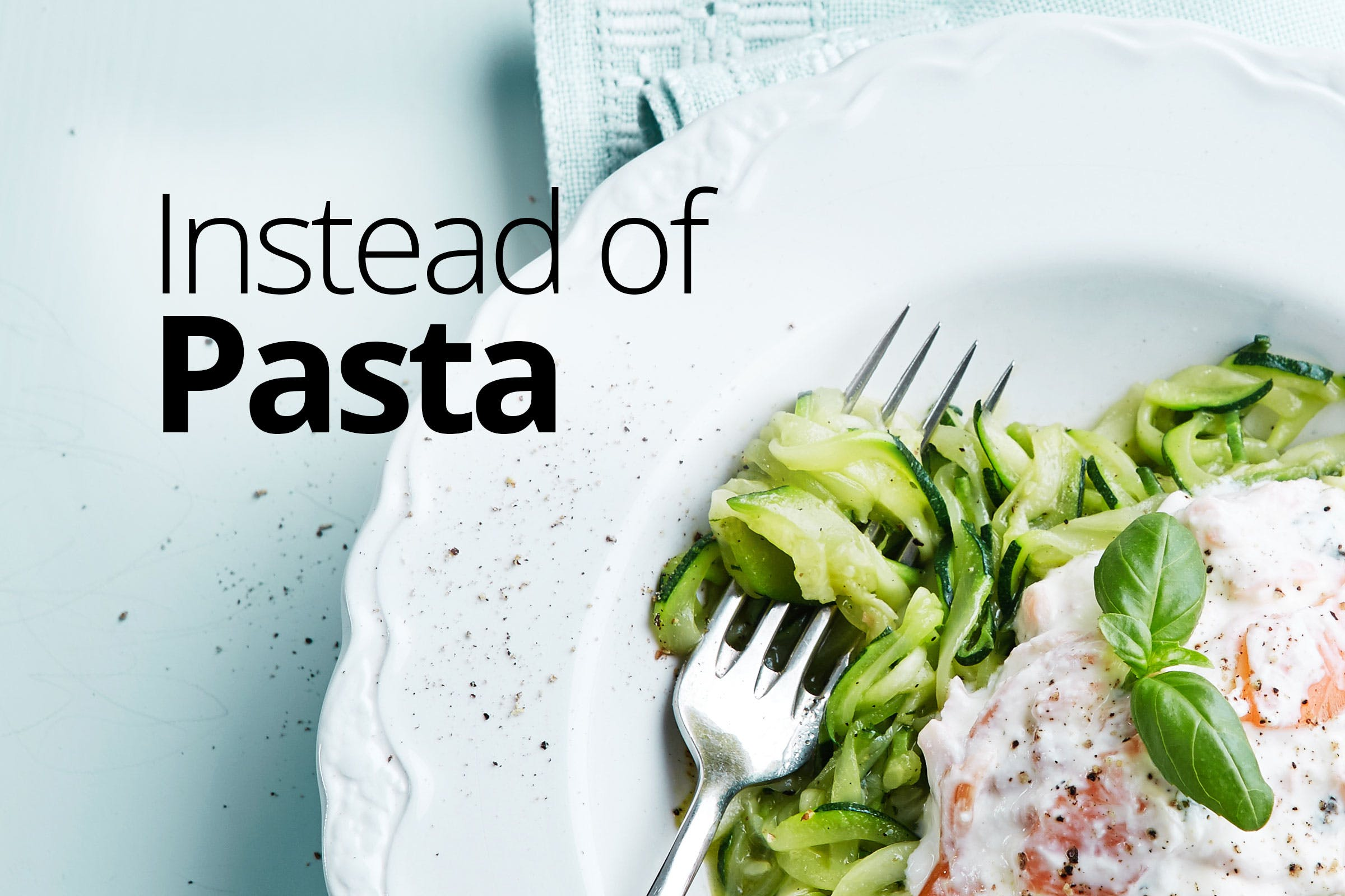Missing <strong>Pasta</strong> on a Low-Carb Diet?