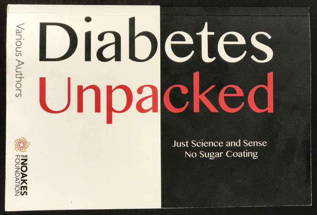 Special offer for World Diabetes Day – buy Diabetes Unpacked at reduced price