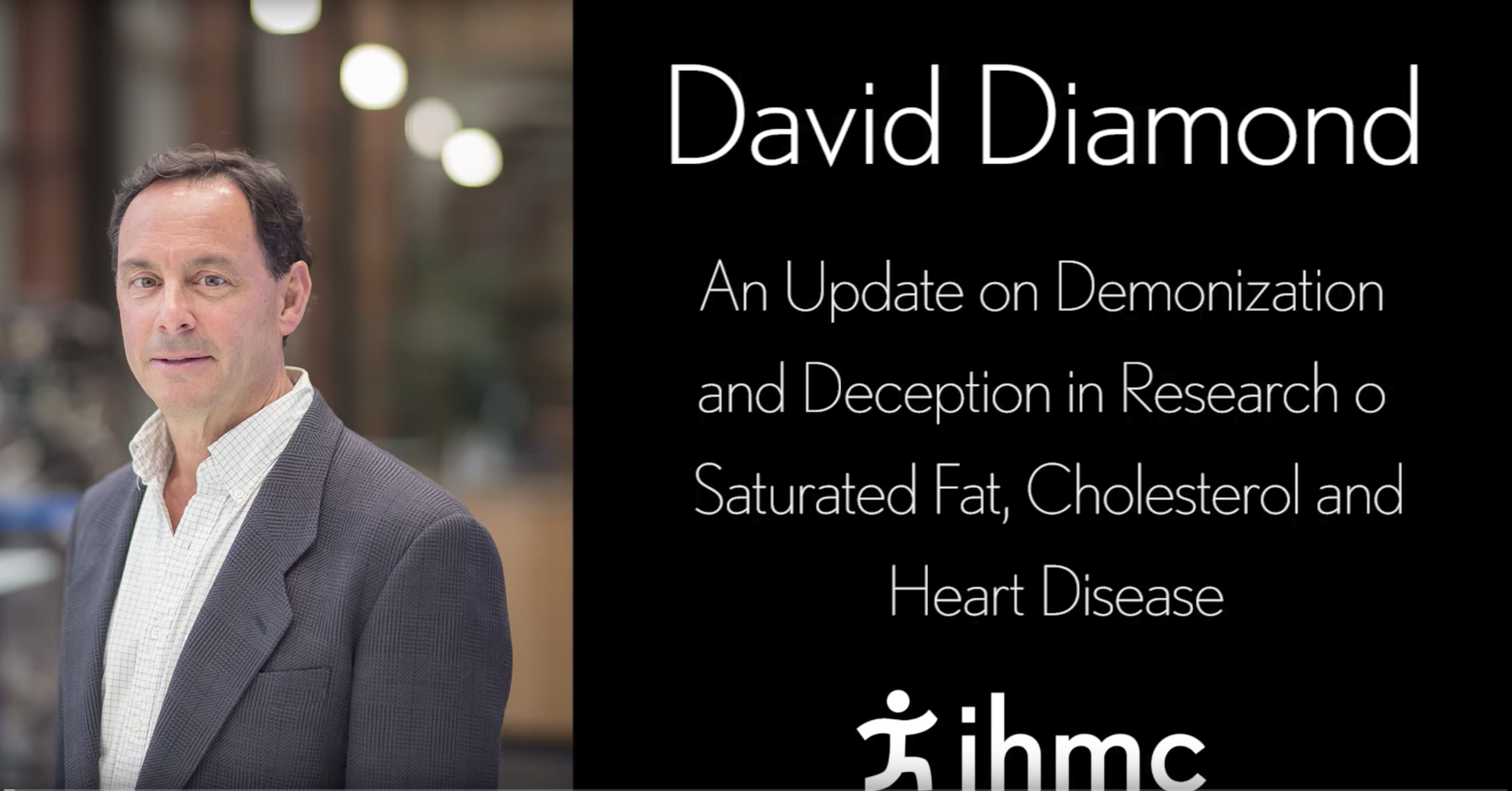 The demonization and deception in research on saturated fat, cholesterol and heart disease