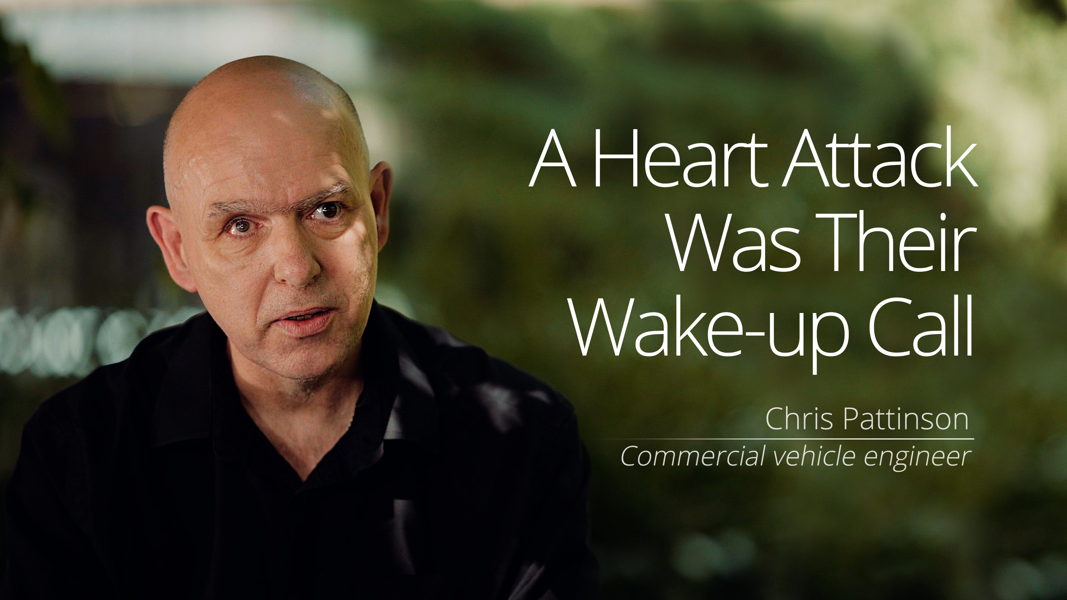A Heart Attack Became Their Wake-Up Call
