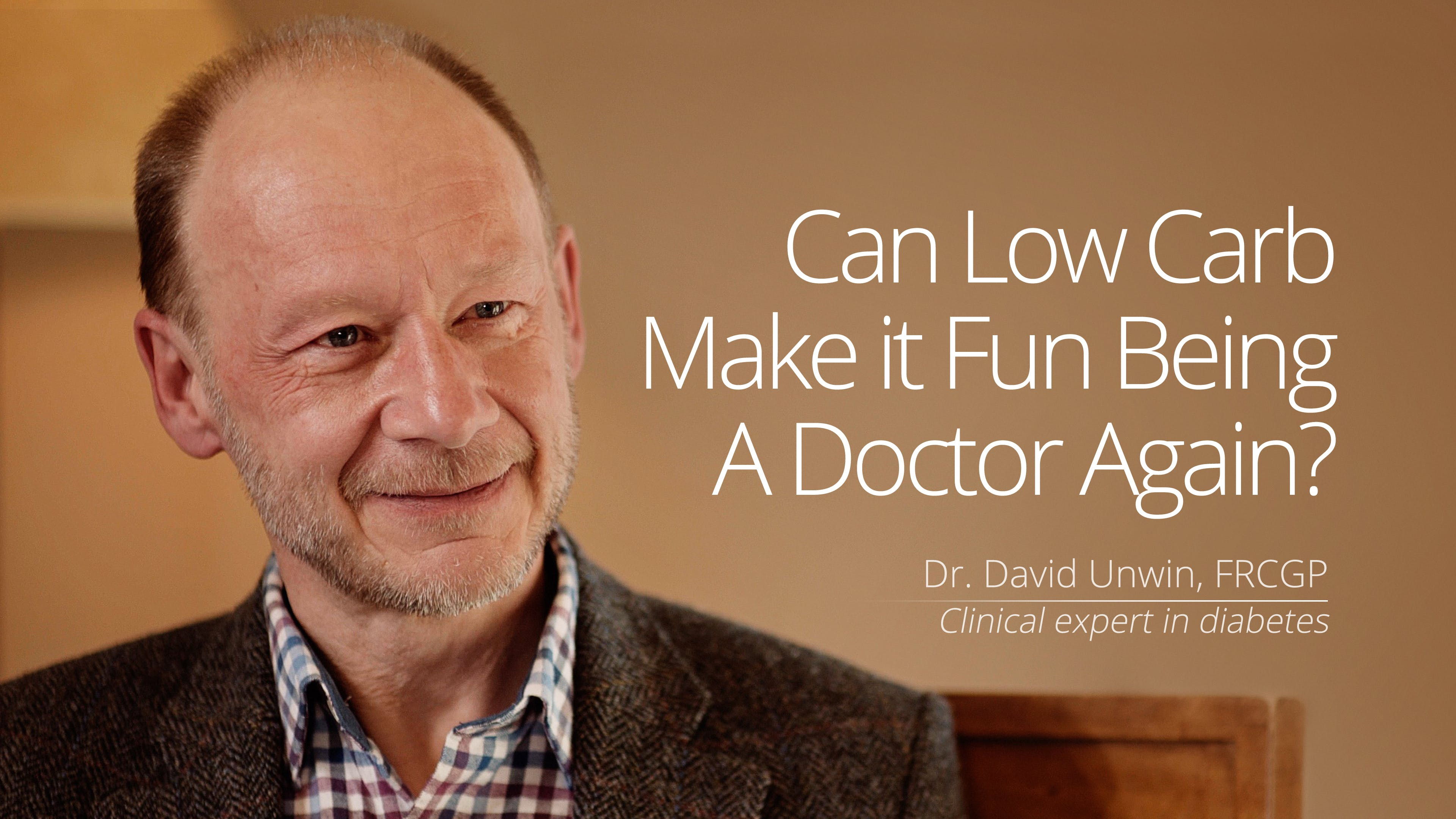 Can low carb make it fun to be a doctor?