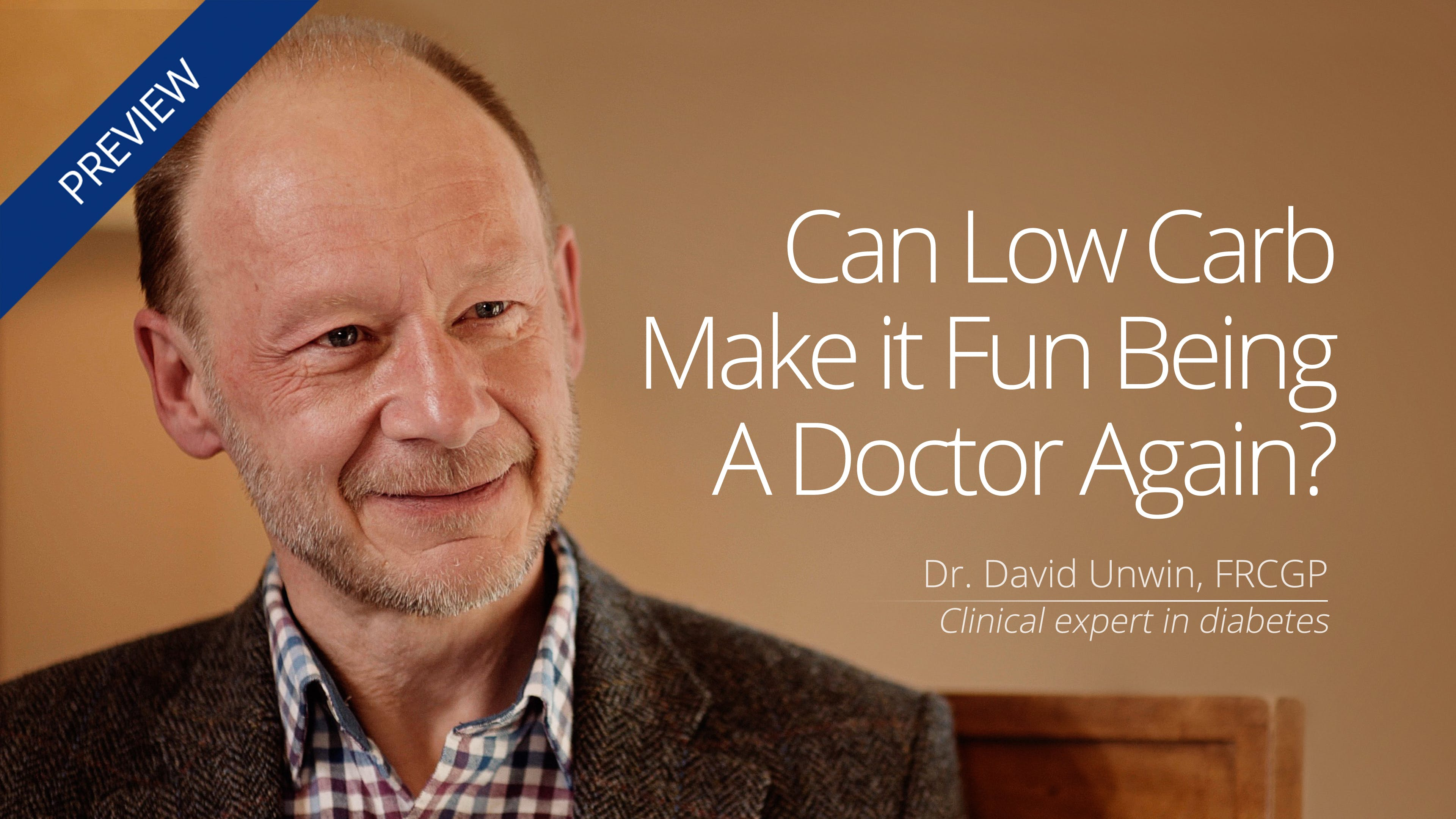 Can low carb make it fun being a doctor again?