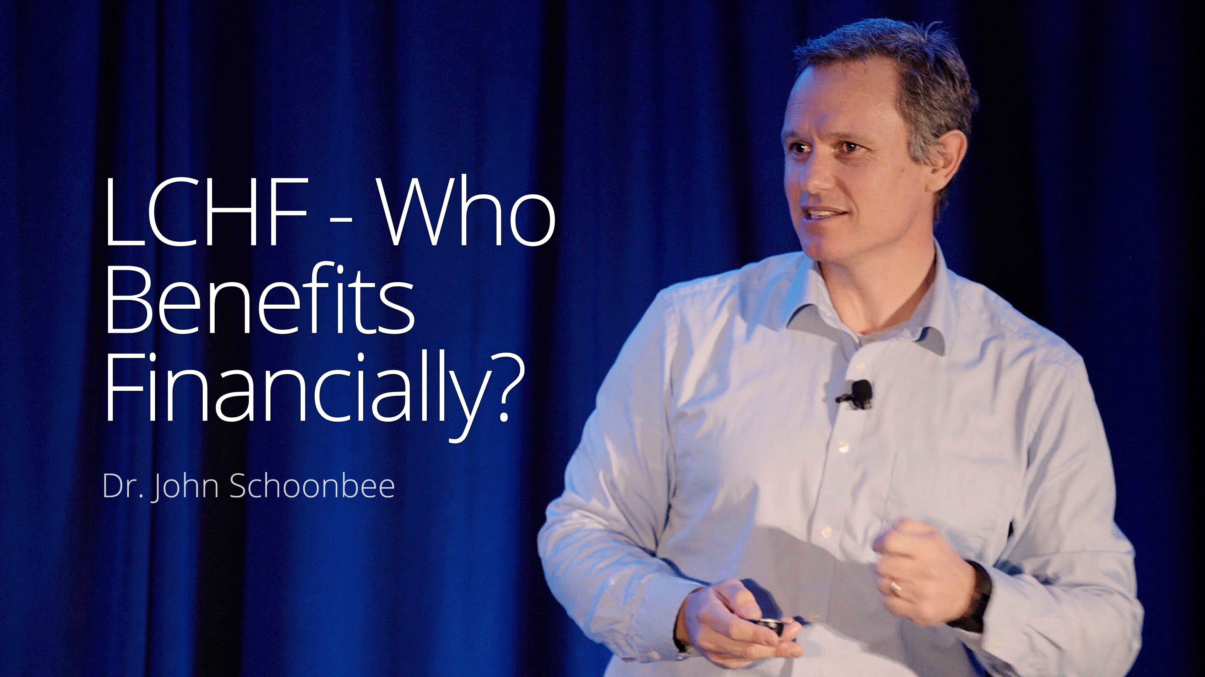 LCHF – who benefits financially?