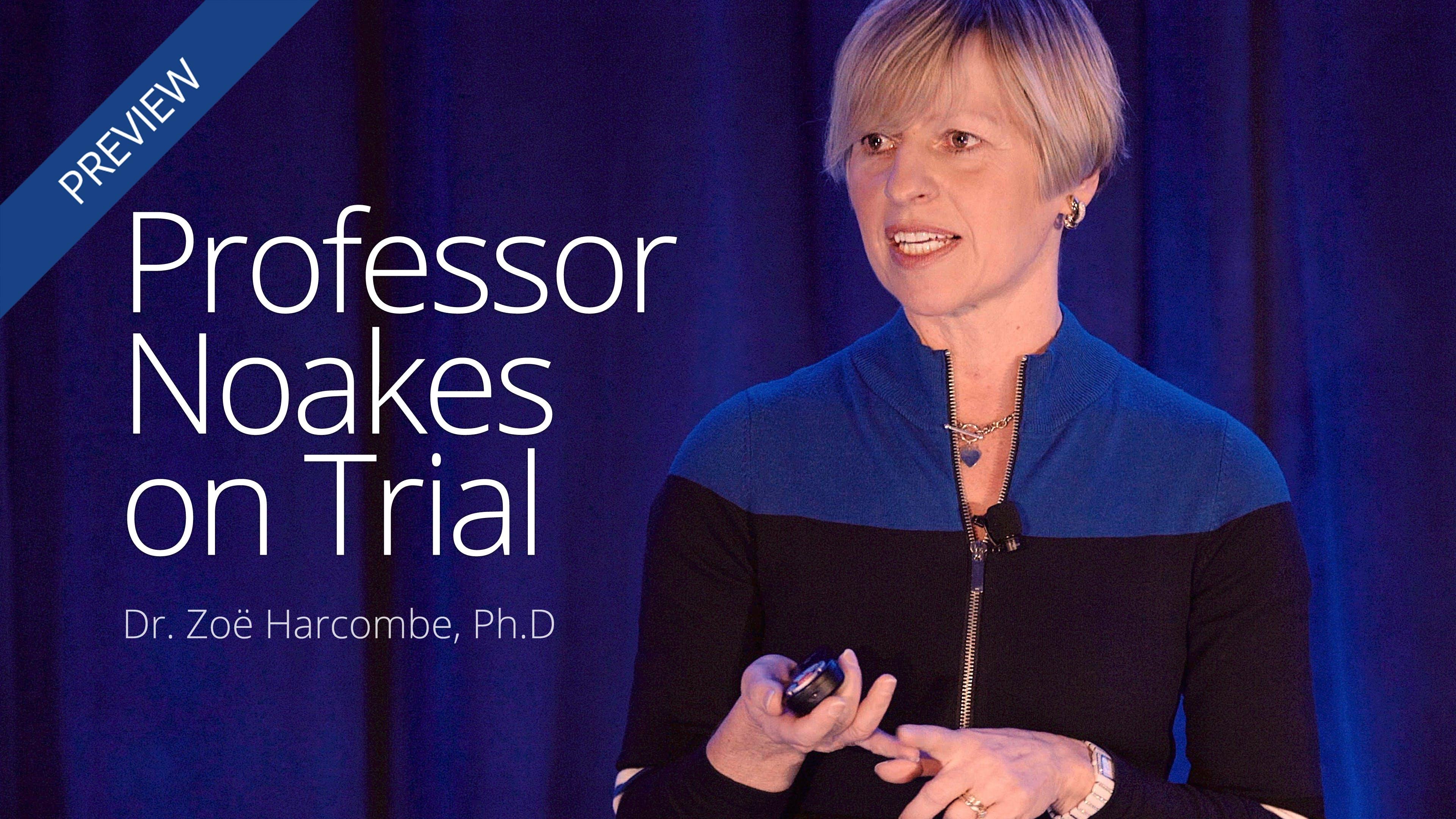 Professor Noakes on trial