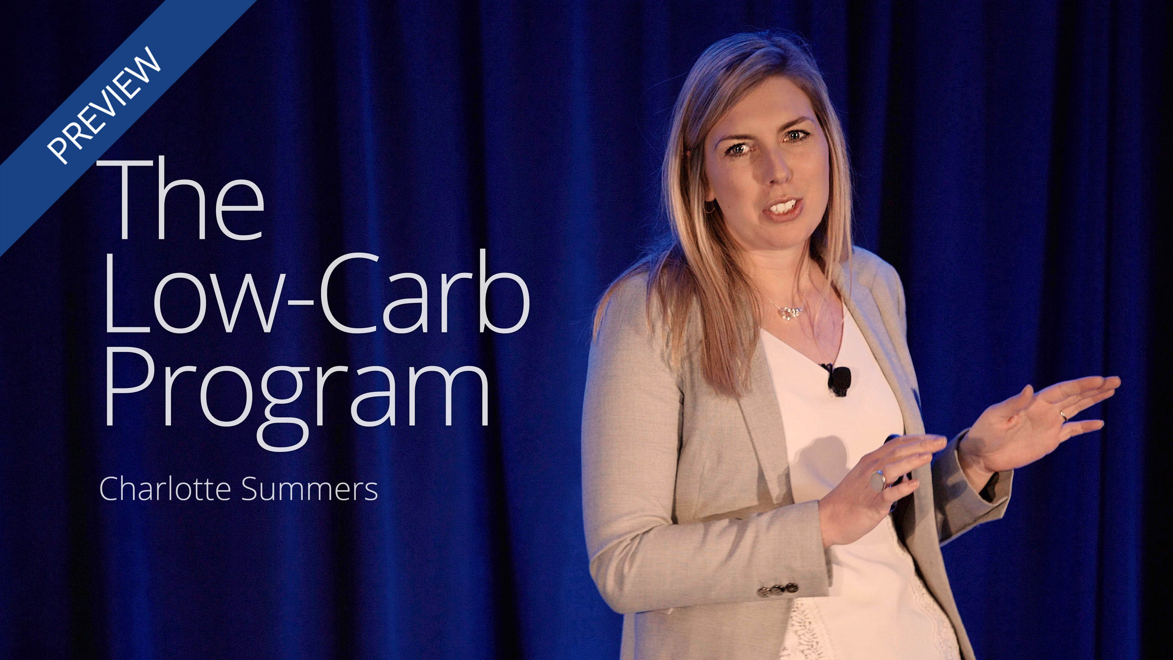 The Low-Carb Program