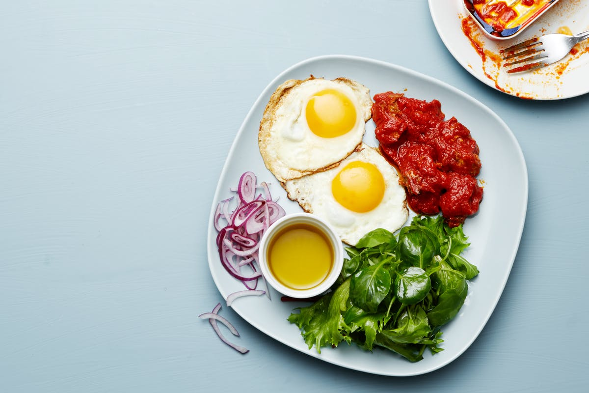 Top low-carb and keto egg breakfasts